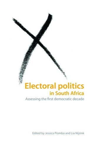 Electoral politics in South Africa: Assessing the first democratic