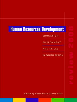 Human Resources Development Review 2008 Education Employment And
